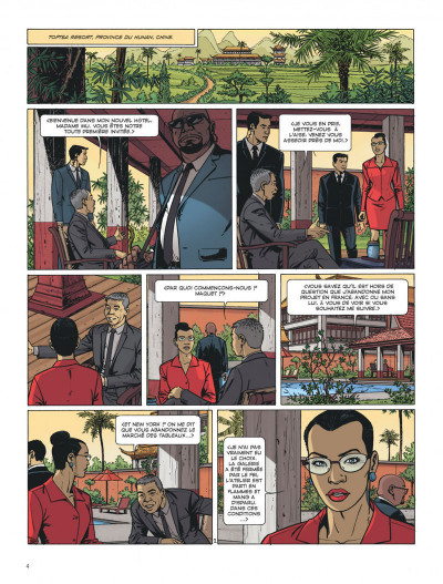 Page 4 Dantès tome 10