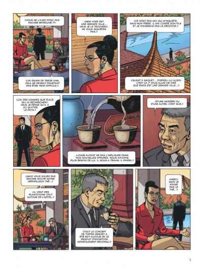 Page 5 Dantès tome 10