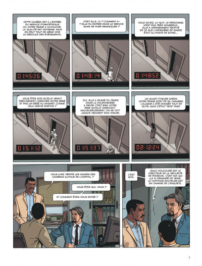 Page 7 Dantès tome 10