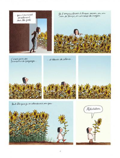Page 4 Les grands espaces