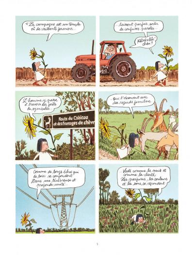Page 5 Les grands espaces