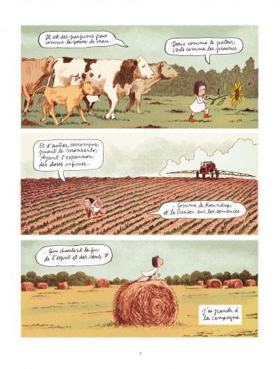 Page 6 Les grands espaces