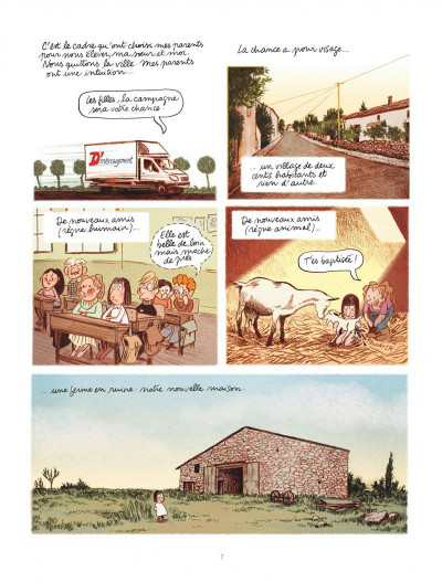 Page 7 Les grands espaces