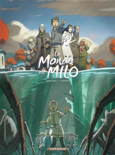 Couverture Le monde de Milo tome 3