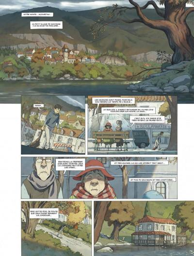 Page 3 Le monde de Milo tome 3