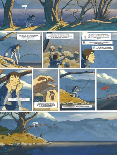 Page 4 Le monde de Milo tome 3