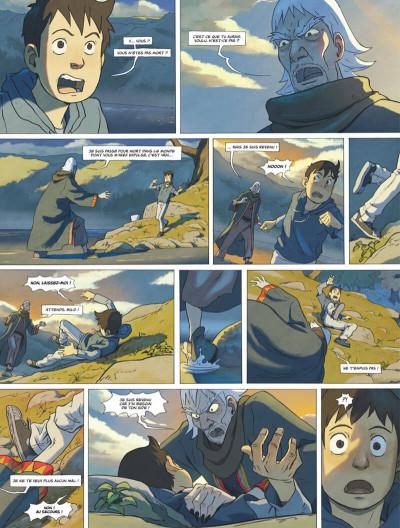 Page 6 Le monde de Milo tome 3