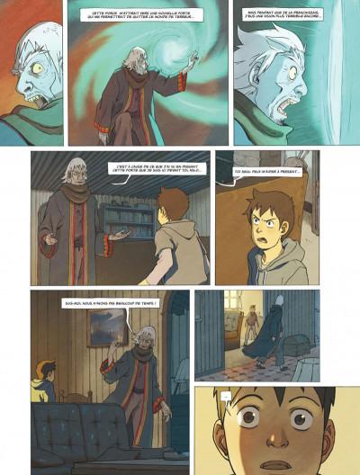 Page 8 Le monde de Milo tome 3
