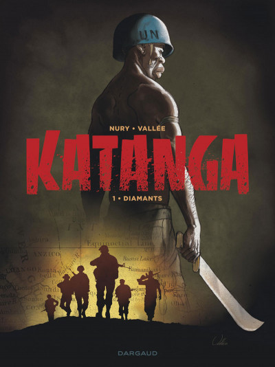 Couverture Katanga tome 1