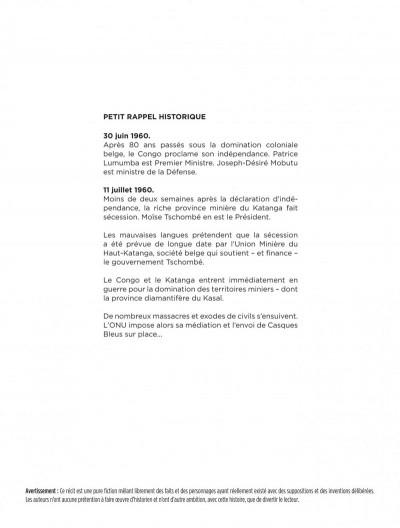 Page 3 Katanga tome 1