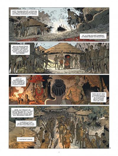 Page 7 Katanga tome 1