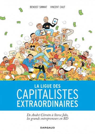 image de La ligue des capitalistes extraordinaires