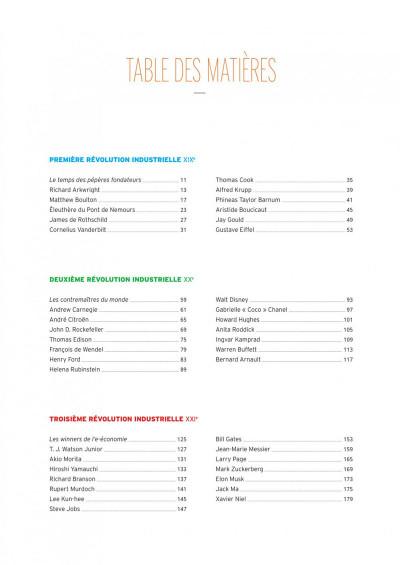Page 3 La ligue des capitalistes extraordinaires