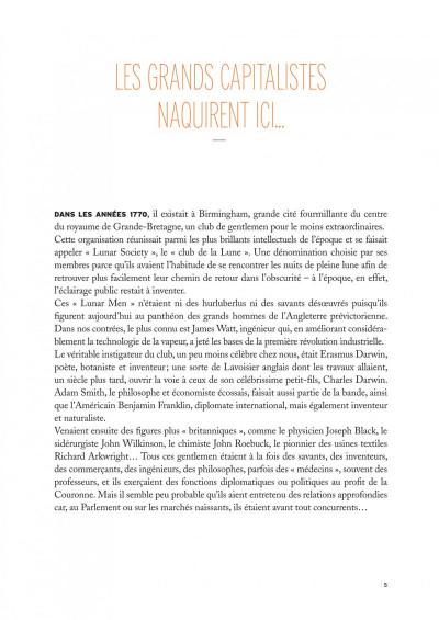 Page 5 La ligue des capitalistes extraordinaires