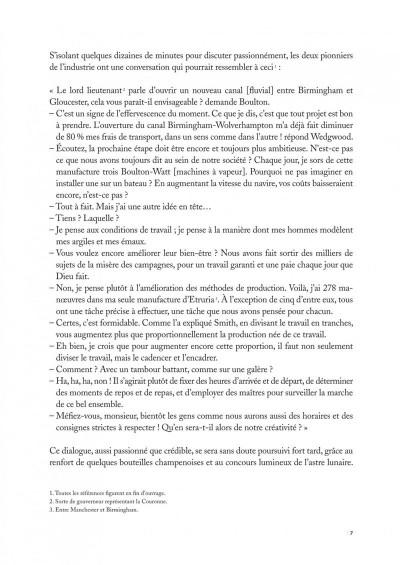 Page 7 La ligue des capitalistes extraordinaires