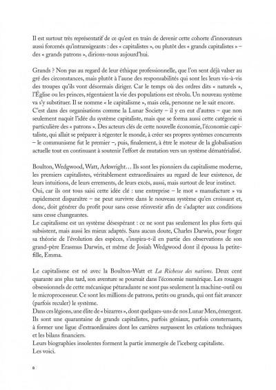 Page 8 La ligue des capitalistes extraordinaires
