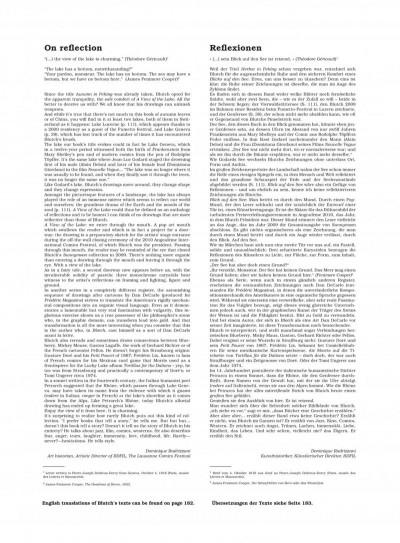 Page 2 Vue sur le lac