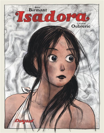 Couverture Isadora