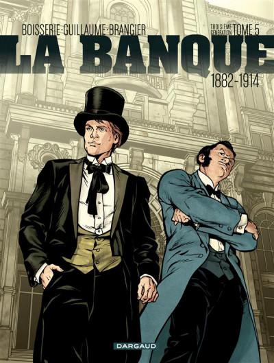 image de La banque tome 5 - 1982-1914