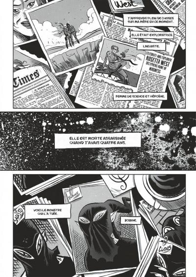 Page 3 Aurora West tome 2