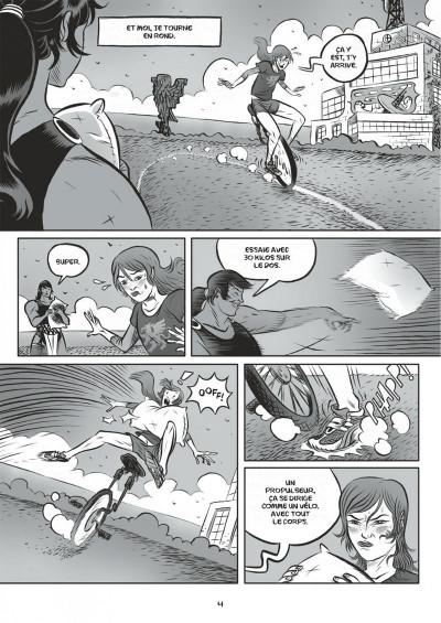Page 4 Aurora West tome 2