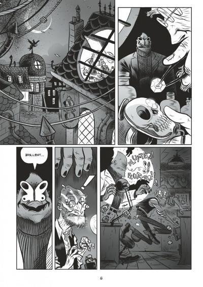 Page 6 Aurora West tome 2