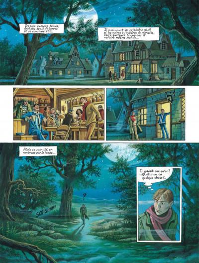 Page 7 L'autre monde intégrale tome 2