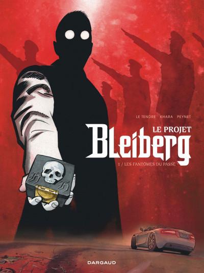 Couverture Le projet Bleiberg tome 1