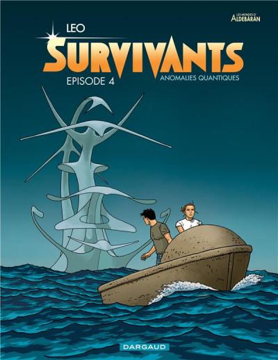 Couverture Survivants tome 4