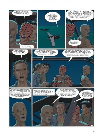 Page 5 Survivants tome 4