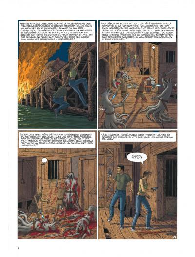 Page 8 Survivants tome 4