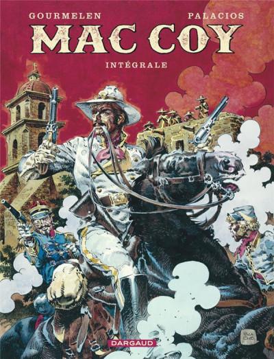 Couverture Mac Coy - intégrale tome 1