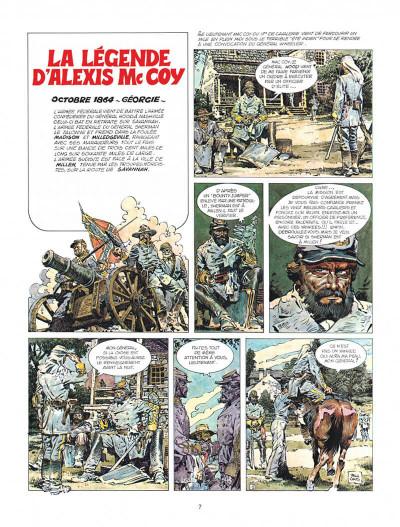 Page 7 Mac Coy - intégrale tome 1