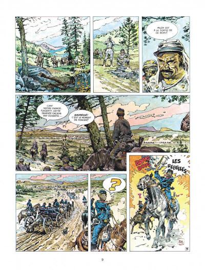 Page 9 Mac Coy - intégrale tome 1