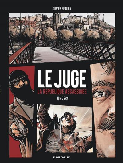 image de Le juge, la république assassinée tome 2
