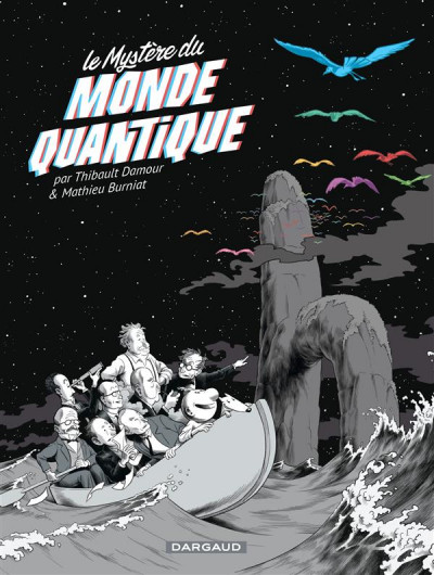Couverture Le mystère du monde quantique