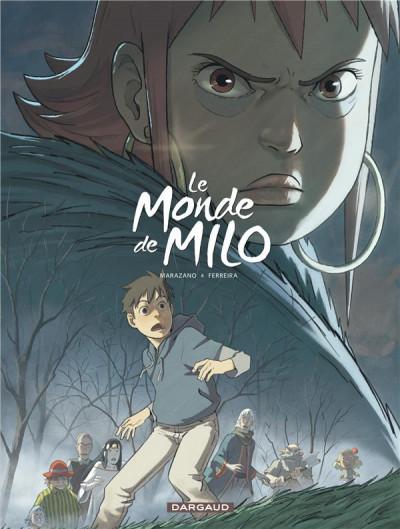 Couverture Le monde de Milo tome 4