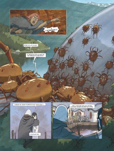 Page 4 Le monde de Milo tome 4