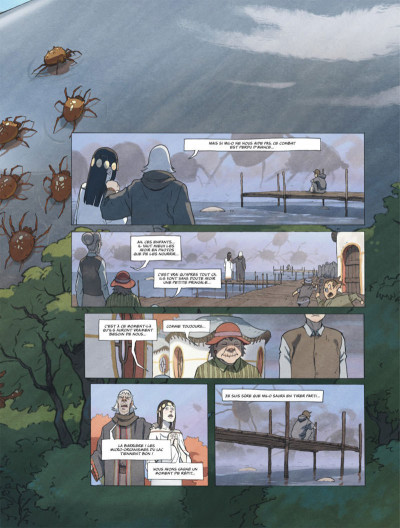 Page 5 Le monde de Milo tome 4