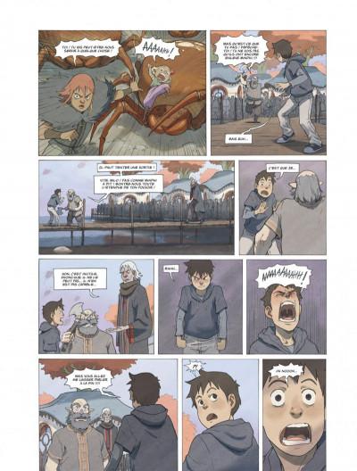 Page 7 Le monde de Milo tome 4