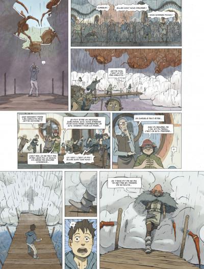 Page 8 Le monde de Milo tome 4