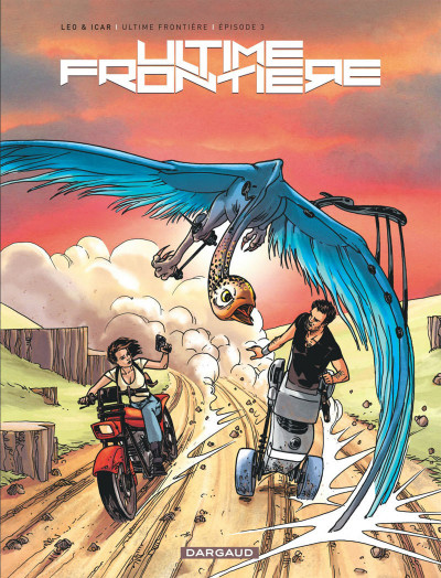 Couverture Ultime frontière tome 3