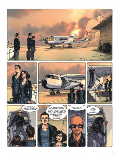 Page 3 Ultime frontière tome 3