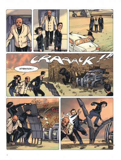 Page 4 Ultime frontière tome 3
