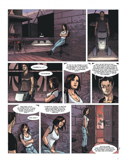 Page 7 Ultime frontière tome 3