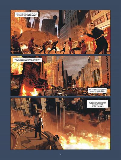 Page 3 Mémoires de la guerre civile tome 2