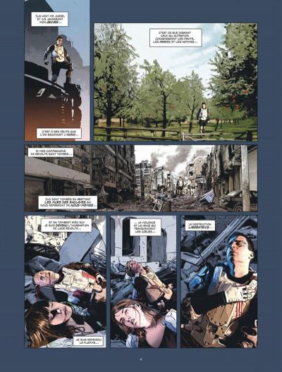 Page 4 Mémoires de la guerre civile tome 2