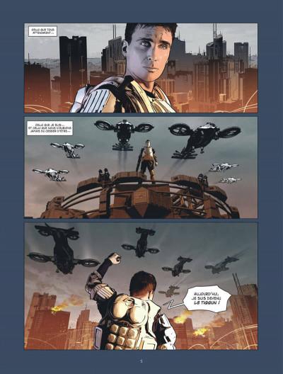 Page 5 Mémoires de la guerre civile tome 2