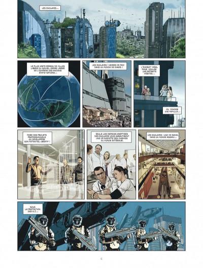 Page 6 Mémoires de la guerre civile tome 2