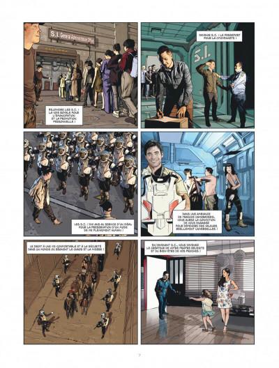 Page 7 Mémoires de la guerre civile tome 2